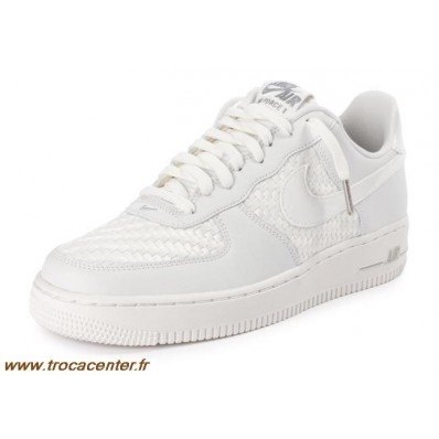 air force one nike blanche basse