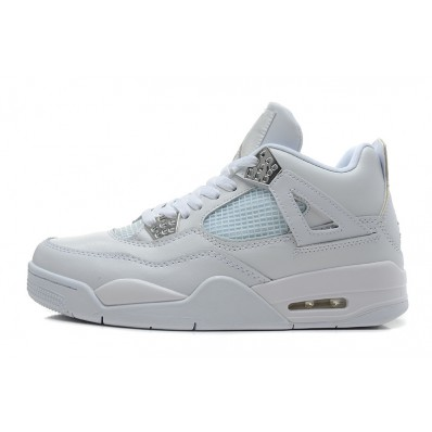 air jordan blanche retro 4