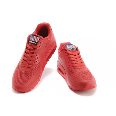 air max 90 hyperfuse rouge pas cher