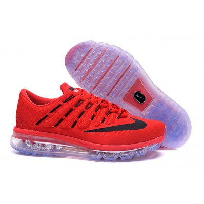 air max homme rouge pas cher