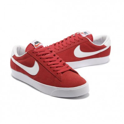 chaussure nike rouge pas chere