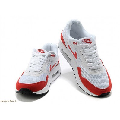 nike air max rouge et blanche