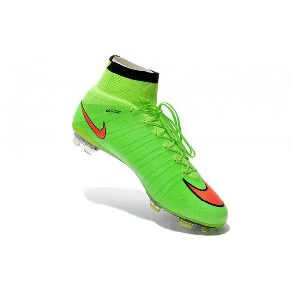 the best attitude 2f857 5325d crampons foot nike mercurial pas cher