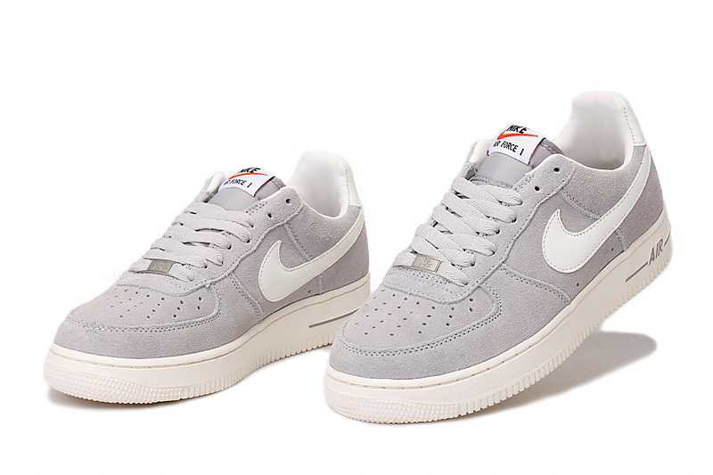 nike air force grise pas cher