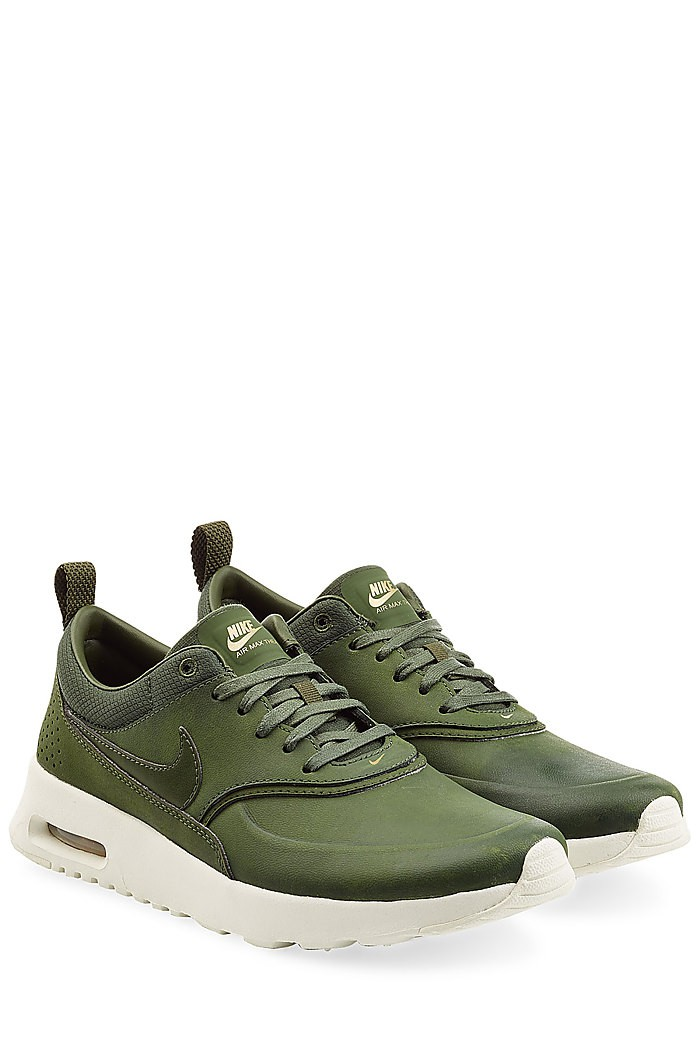 best sneakers e1ace f1dba nike air max thea kaki femme