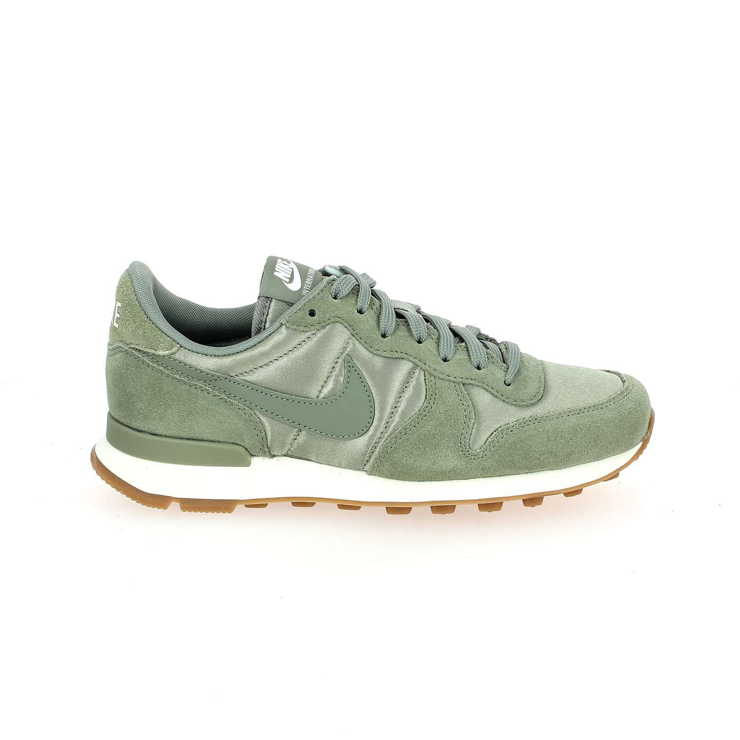 nike internationalist premium femme kaki