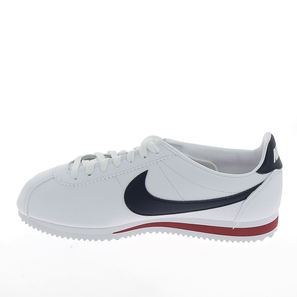save off fbac0 dd4ee nike cortez bleu blanc rouge