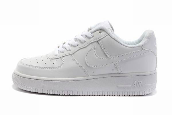 nike femme blanche